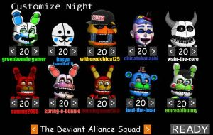 custom night part 1 by andrevalentimcuncev