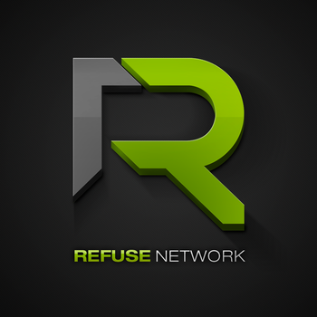 Refuse Gaming Network Logo by JohnGagiatsos