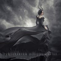 Dark Thoughts by Corvinerium