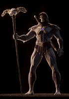 MOTU - Skeletor III - Cast GIF by paulrich