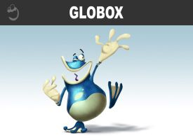 Globox Slaps In! by locomotive111
