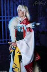 Sesshomaru Cosplay by MischAxel by MischAxel