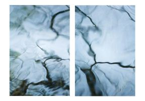 A prayer - Diptych by StephanePellennec