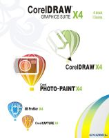 CorelDraw X4 Icon Pack 2 by tiburi