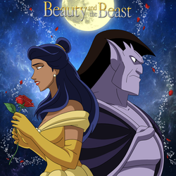 Beauty and the beast 2017 by Lunamidnight1998