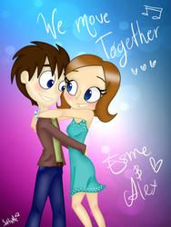 We move Together by SoftyMe