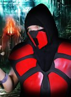 Halloween 2013 - Ermac by DESIGNOOB