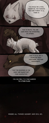 Where All Things Hungry and Evil Go by TigerMoonCat
