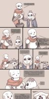 .Undertale Fancomic: Annoying Dog - Page 10.+ by Kintanga