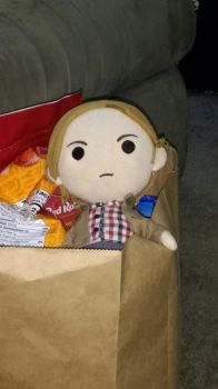 Mini!Sammy- Helping with the groceries by Tokiogirl21