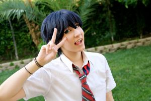 Rin Okumura ~ Cosplay by OurLivingLegacy