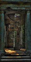 Downward Spiral by inside-the-fall