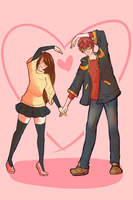 707 and MC by Lime-116