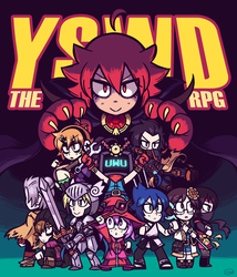 YSWD THE RPG: EVILONTHEATTACK by Suragi-0