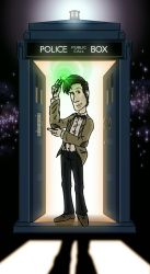 Trust me, I'm the Doctor by Gazzit