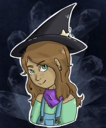 witchy witchy by paigebandit