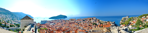 Dubrovnik Panorama by travelie