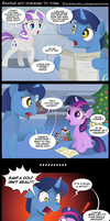 Santa's not coming to town. by Coltsteelstallion