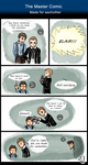 The Master Comic - Made for eachother - Doctor Who by TardisGhost
