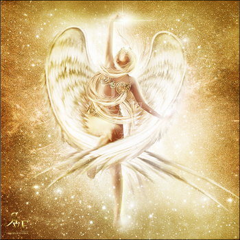 The Angel of wishes by GeneRazART