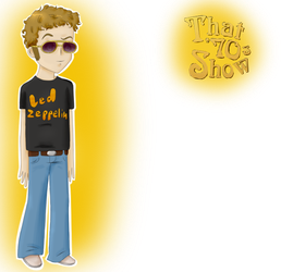 That 70's Show: Steven Hyde by Madame-Oshare