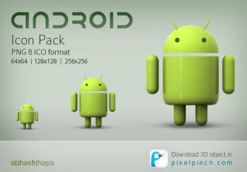 Google Android Icon Pack by abhashthapa