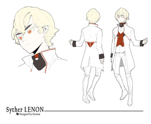 Syther LENON by Kaisum-chan