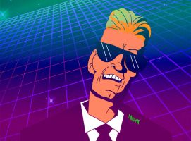 Max Headroom by Makinita