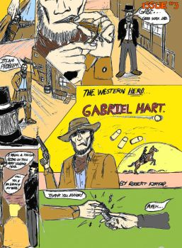 My Western Comic Prologue 3. by Gears24