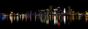 Miami Panorama Ver II by Spankcdd