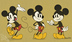 Mickey Mouse! by JNUniversal