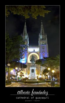 Cathedral Of Guayaquil by tutti