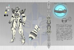 Transformers Fanfiction OC - Rayder by ZodiacNikole