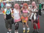 Anime Cosplay at Japanese Festival 2 by granturismomh