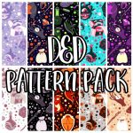pattern pack: DnD by mayakern