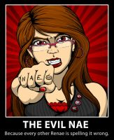 The Evil Nae by TheEvilNae