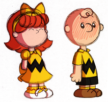 You Have A Fan Charlie Brown! by PuccaFanGirl