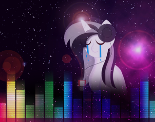 Music from the Galaxy by Thunder-Artist