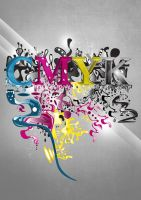 CMYK by gilang2007