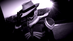 [MMD KAMEN RIDER] The Hard Boiled Detective by MIST-TO-GUN