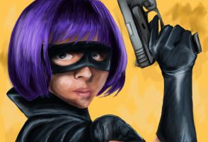 HitGirl by tite-pao