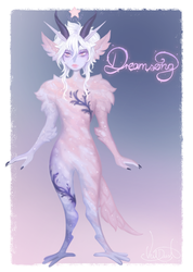 {Auction} Dreamsong [closed] by AgentCorrina