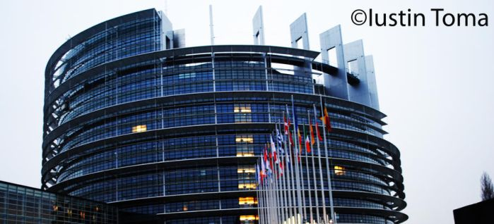 European Parliament by iustinbc