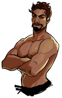 Young Reyes by bylacey