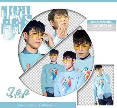 #051 | Pack Png | TOP | Bigbang by jellycxt