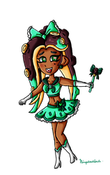 Magical Octo Marina by ninpeachlover