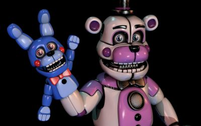 Funtime Freddy by DavidAl3man
