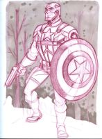 Cap Sketch by scotlanddbarnes