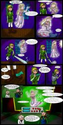 LOZ : Haunted Mansion by Campanita42