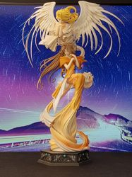 Belldandy with Holy Bell by NiWo21k